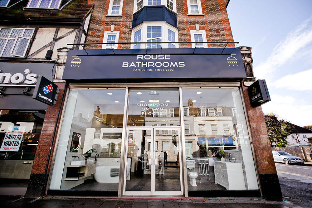 Rouse Bathroom Showroom - Bromley