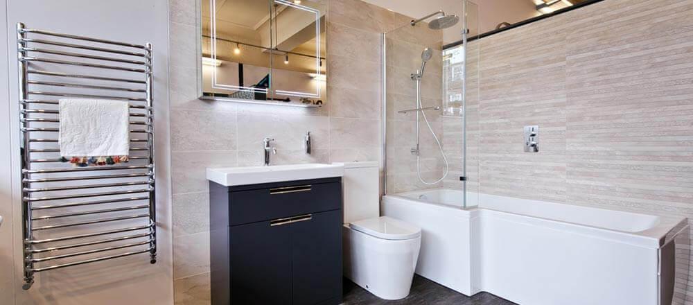 Bathroom showroom Bromley